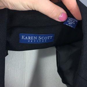Karen Scott Jackets & Coats - 📣$5.00 TOPS Sale📣 Karen Scott Blazer